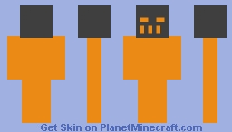 nothing to see here Minecraft Skin