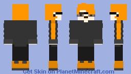 call me oofus Minecraft Skin