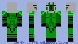 Commander Gree (Prequel) Minecraft Skin