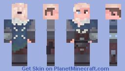 Sova - Valorant Minecraft Skin
