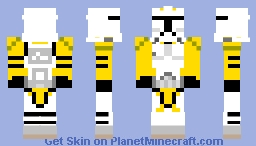 212th Trooper (Prequel) Minecraft Skin