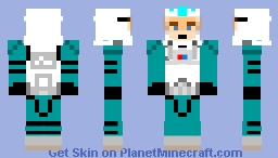 Captain Jag (Prequel) Minecraft Skin