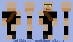 luke Minecraft Skin