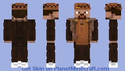 Scumbag Steve Minecraft Skin