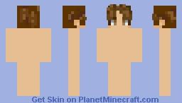 Blank Slate Minecraft Skin