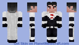 Lord Superman - Justice Lords || Justice Craft Skin Minecraft Skin