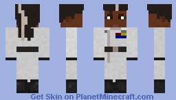 Grand Admiral Rae Sloane (Star Wars EU) Minecraft Skin
