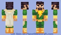 Pedro Pena | DC Minecraft Skin