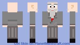 derpy judge (Phoenix Wright: Ace Attorney) Minecraft Skin