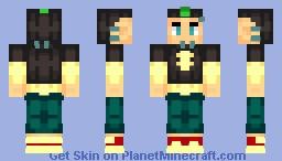 Duncan - Total Drama Minecraft Skin