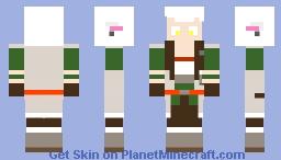 Fiona Thyme (RWBY VOLUME 7) Minecraft Skin