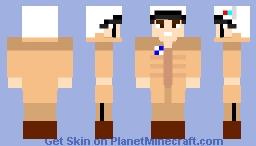 Captain Antilles (Disney Skin Contest)