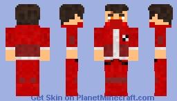 Firebringer Minecraft Skin