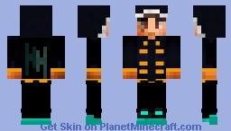 Representative (Derpania) Skin Minecraft Skin