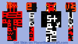 Stay safe!!!- Sorry I didn't make a whole new skin Minecraft Skin