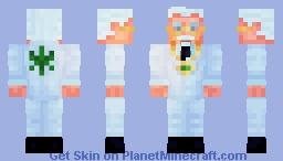 Colonel Kush Minecraft Skin