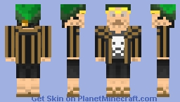 My Old Boon Outfit Minecraft Skin
