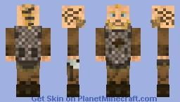 LockGrin's Ragnar Lothbrok Skin | UPDATED! | BETTER IN 3D | [Vikings] Minecraft Skin
