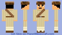 Chinese Soldier (Korean War)🇨🇳 Minecraft Skin