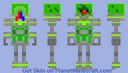 Oporation C.O.R.O.N.A. online Minecraft Skin