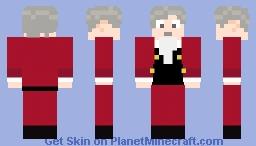 Miles Edgeworth (Phoenix Wright: Ace Attorney) Minecraft Skin