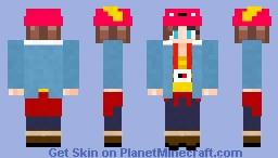 skye (fortnite) Minecraft Skin