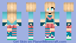 Mila Minecraft Skin