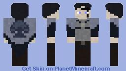 Zenon Zogratis Minecraft Skin