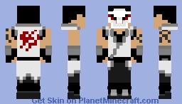 White Fang Lieutenant (RWBY) Minecraft Skin