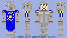 Sir J Minecraft Skin