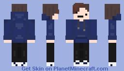 jimboroni (request) Minecraft Skin