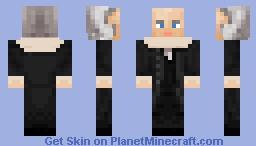 David von Wyss Minecraft Skin