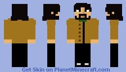 George Harrison (Yellow Submarine) Minecraft Skin
