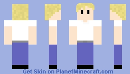 For ThatOneTrocGuy - Request Minecraft Skin