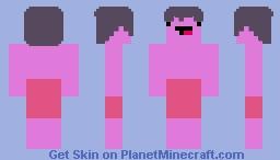 Clancy from Midnight Gospel Minecraft Skin