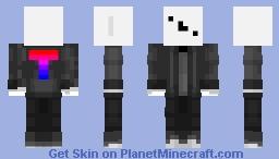 T Minecraft Skin