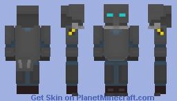 Half Life 2 Overwatch Soldier a request from throwaway23123123 Minecraft Skin