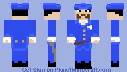 old fashioned Minecraft Skin