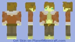 Fixed Goblin Minecraft Skin