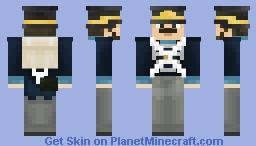 Swiss Guard Minecraft Skin