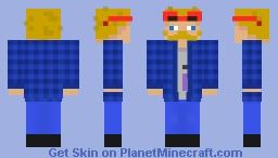 ЖОЖЕН БАВНУТЫЙ! СПАСИТЕ ЕГО, СКИНЬТЕ ЛАЙКОВ НА ЛЕЧЕНИЕ!!!!11!!!11!!! Minecraft Skin