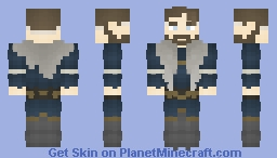 The Lord Governor Minecraft Skin