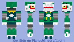 Johnny (Bedrock Edition only) Minecraft Skin