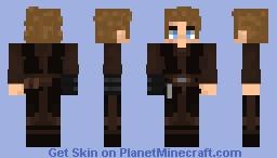 🌠 this is where the fun begins 🌠 [ Anakin Skywalker ] Minecraft Skin