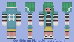 Another Random Skin for You Minecraft Skin