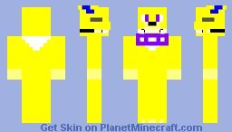speedy the robo Jolteon Minecraft Skin