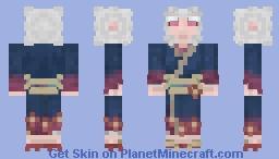 Ts'ui Fumiko Minecraft Skin