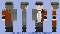 [LOTC] Washington Spies Minecraft Skin
