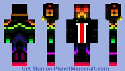My Part skin Minecraft Skin