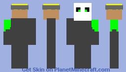 arner guy Minecraft Skin